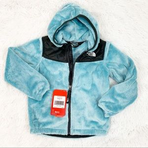 The North Face Oso Fleece Hoodie Jacket long sleev